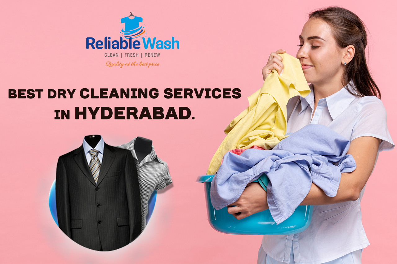 Dry Cleaning Services Near Me in Hyderabad