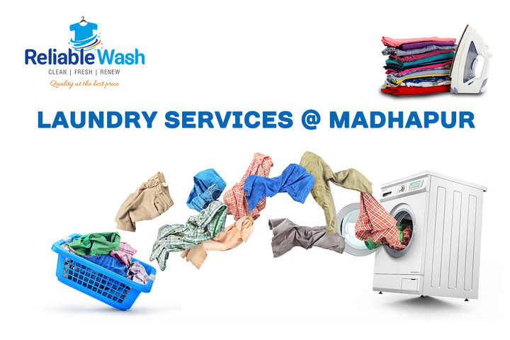 Dry Cleaning and Laundry Services in Madhapur, Hyderabad