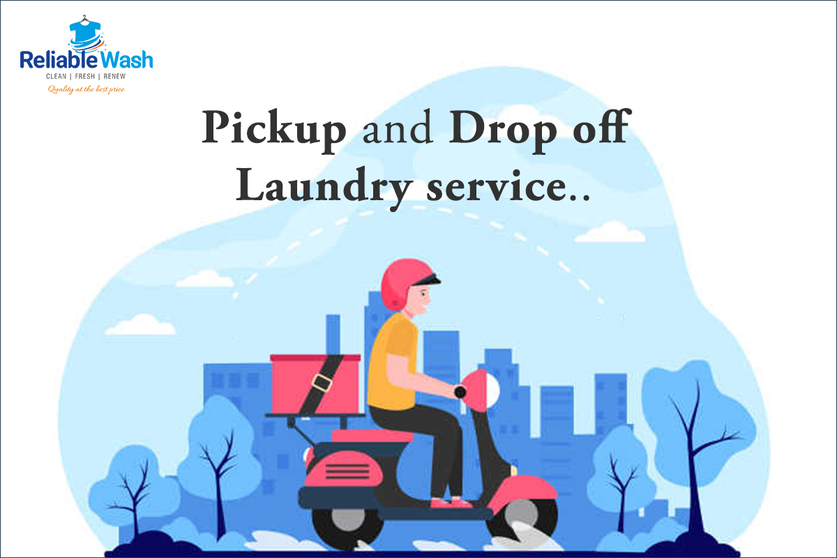 Express Delivery by Reliable Wash Laundry Services